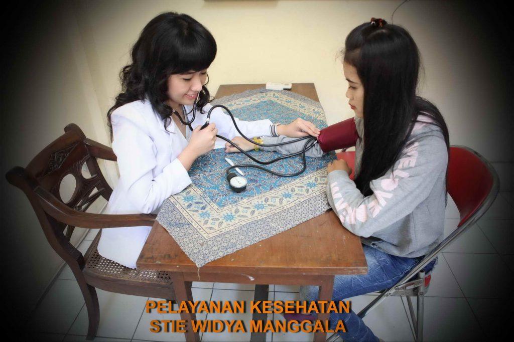 Pelayanan Kesehatan STIE Widya Manggala